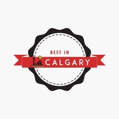 best physiotherapy Calgary Award Badge