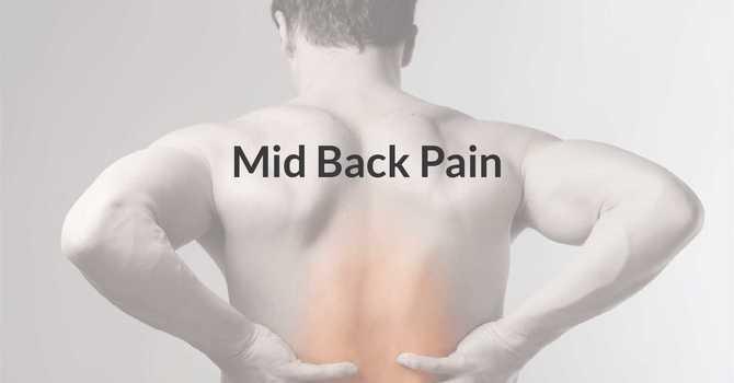 Mid Back Pain