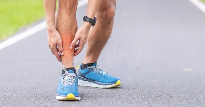 Shin Splints aka Medial Tibial Stress Syndrome