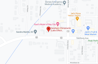Map to Lake Effect Chiropractic in ,