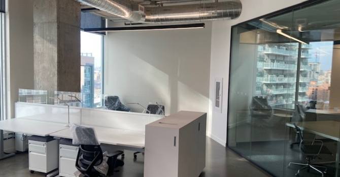Queens Quay Office Fit-up