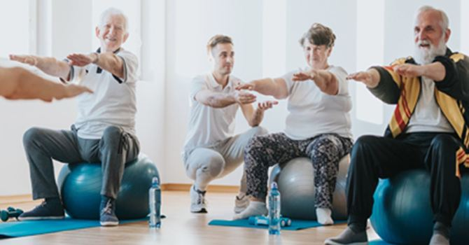Strategies for Fall Prevention