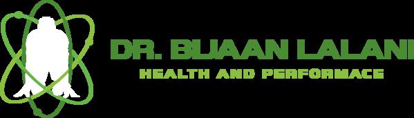 Dr. Bijaan Lalani Health and Performance